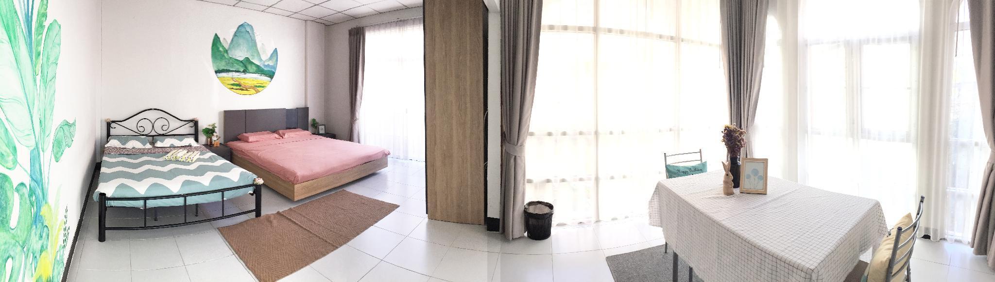 Big Family Room 6 Ppl Near Chang Khlan Nightmarket