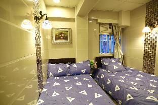##6 Tsim  Sha Tsui 1 min MTR Twin Bed/ 4 PAX
