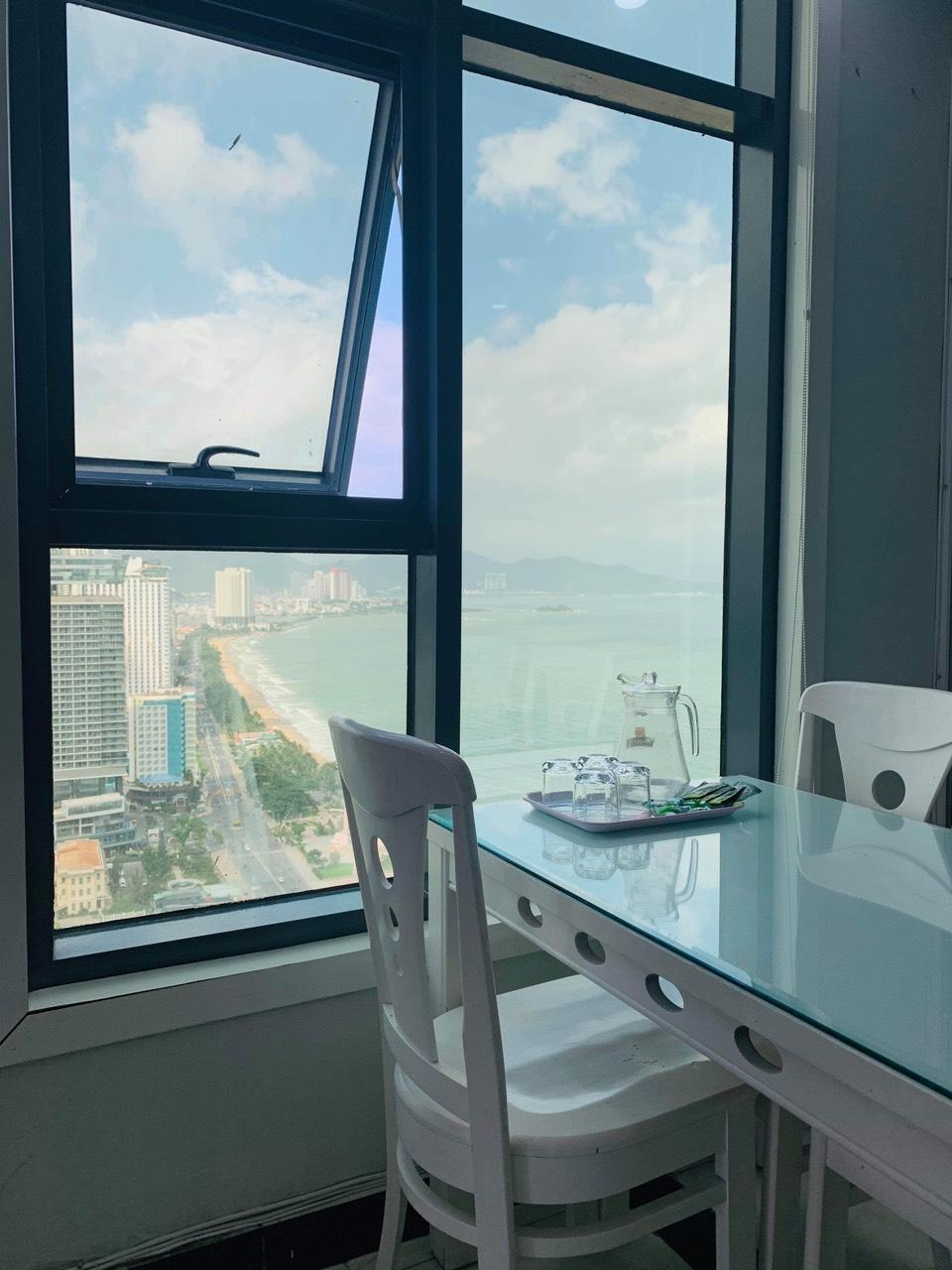 Two Bed Rooms Ocean And City View Rubies Apartment