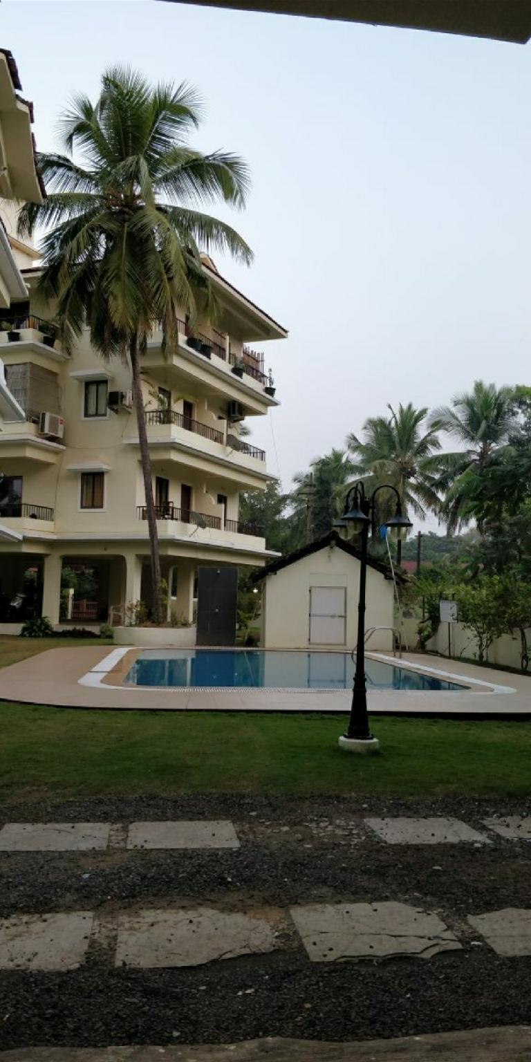 Pool And Forest View Luxury 2BHK Condo With Terraces