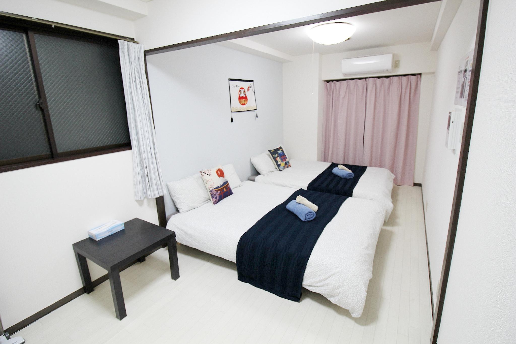207 OSAKA WJ House Shimanouchi