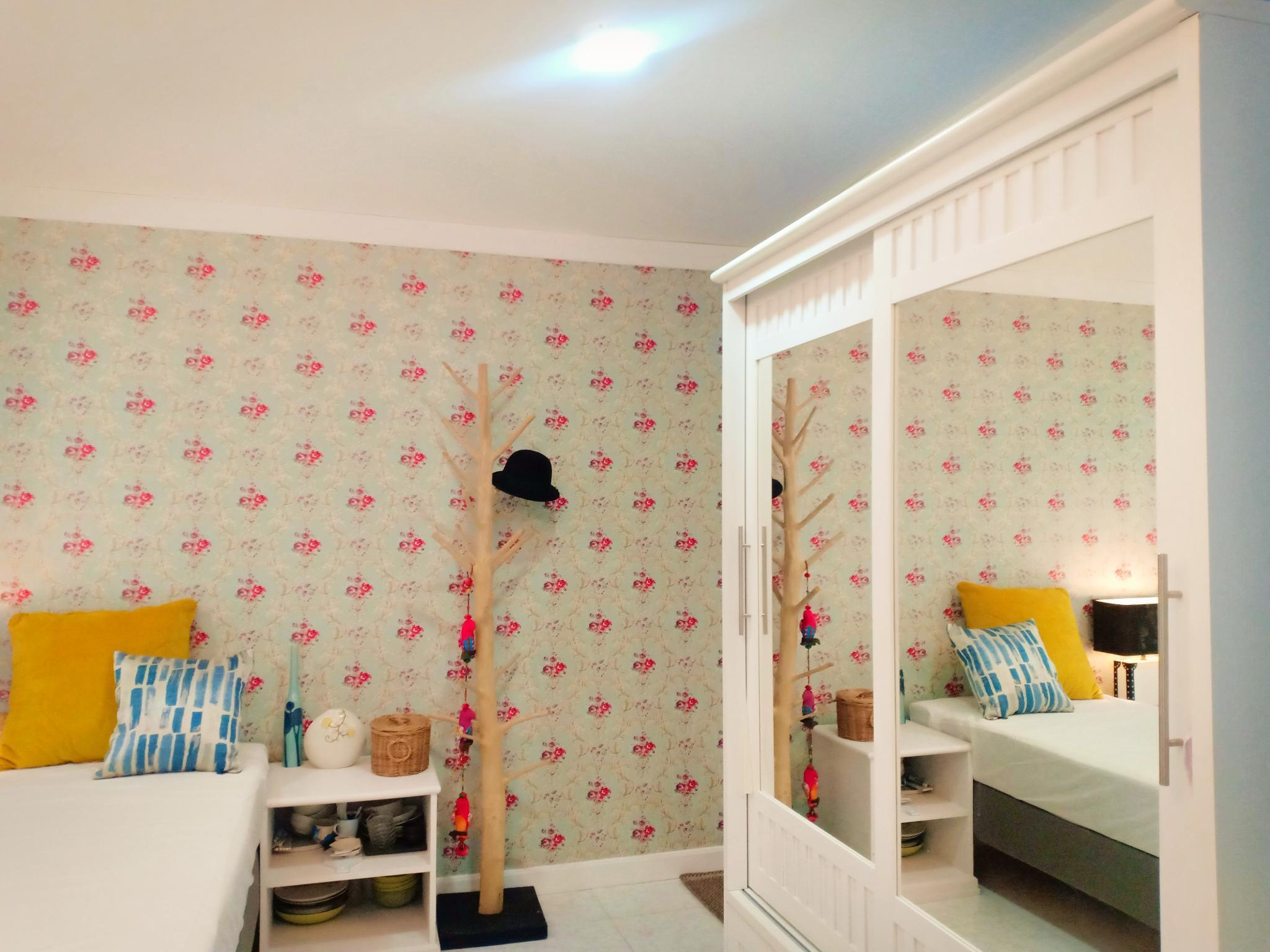 La Rose de Mae Taeng บ้านเดี่ยว 1 ห้องนอน 1 ห้องน้ำส่วนตัว ขนาด 45 ตร.ม. – แม่แตง