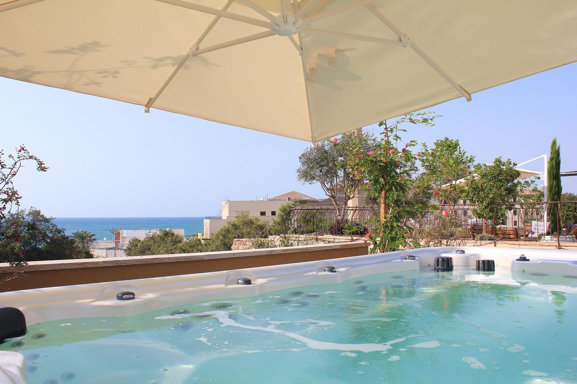 Charming House   Jaffa   Sea View   Jacuzzi  Y1