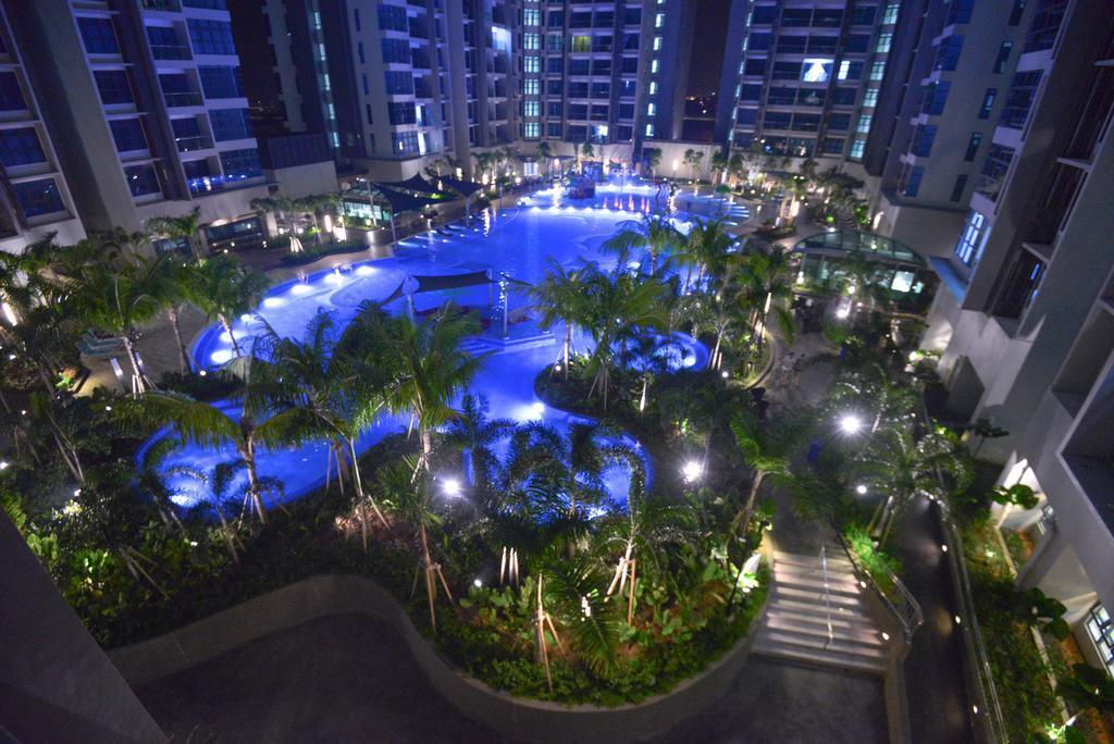 Atlantis Residence C @ Melaka By MaxFun  7 Pax
