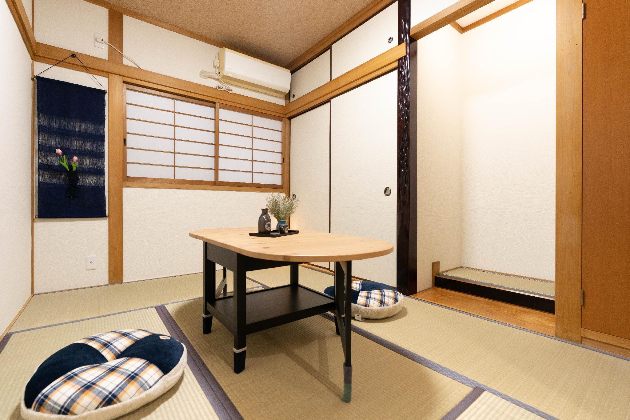 Japanese Style Villa DJ 1