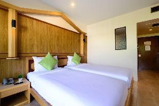 Premium Room @ Patong Lodge Hotel, Phuket. 1 ห้องนอน 2 ห้องน้ำส่วนตัว ขนาด 35 ตร.ม. – ป่าตอง
