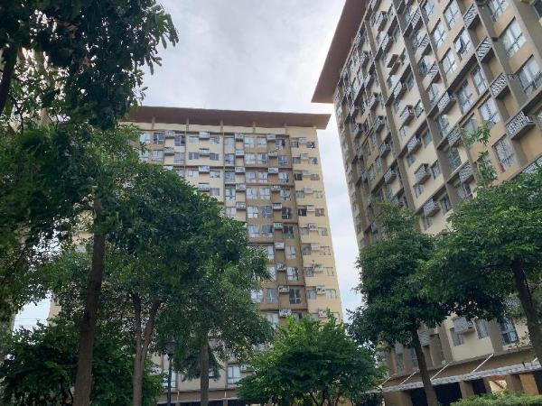 Simple One Bedroom Condominium Unit in the South Manila