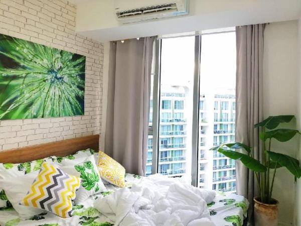 Our Nest -Azure (Paris Hilton Beach Residence) 2BR Manila