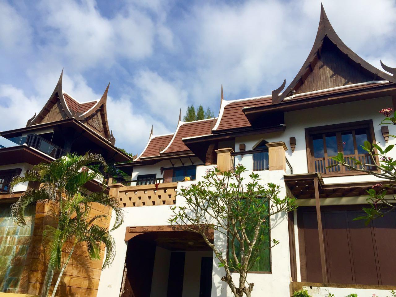 Le Paradis วิลลา 8 ห้องนอน 7 ห้องน้ำส่วนตัว ขนาด 3200 ตร.ม. – เชิงมน