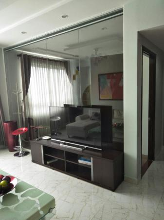 Well appointed 2 bedroom apartment in Thao Dien Ho Chi Minh City