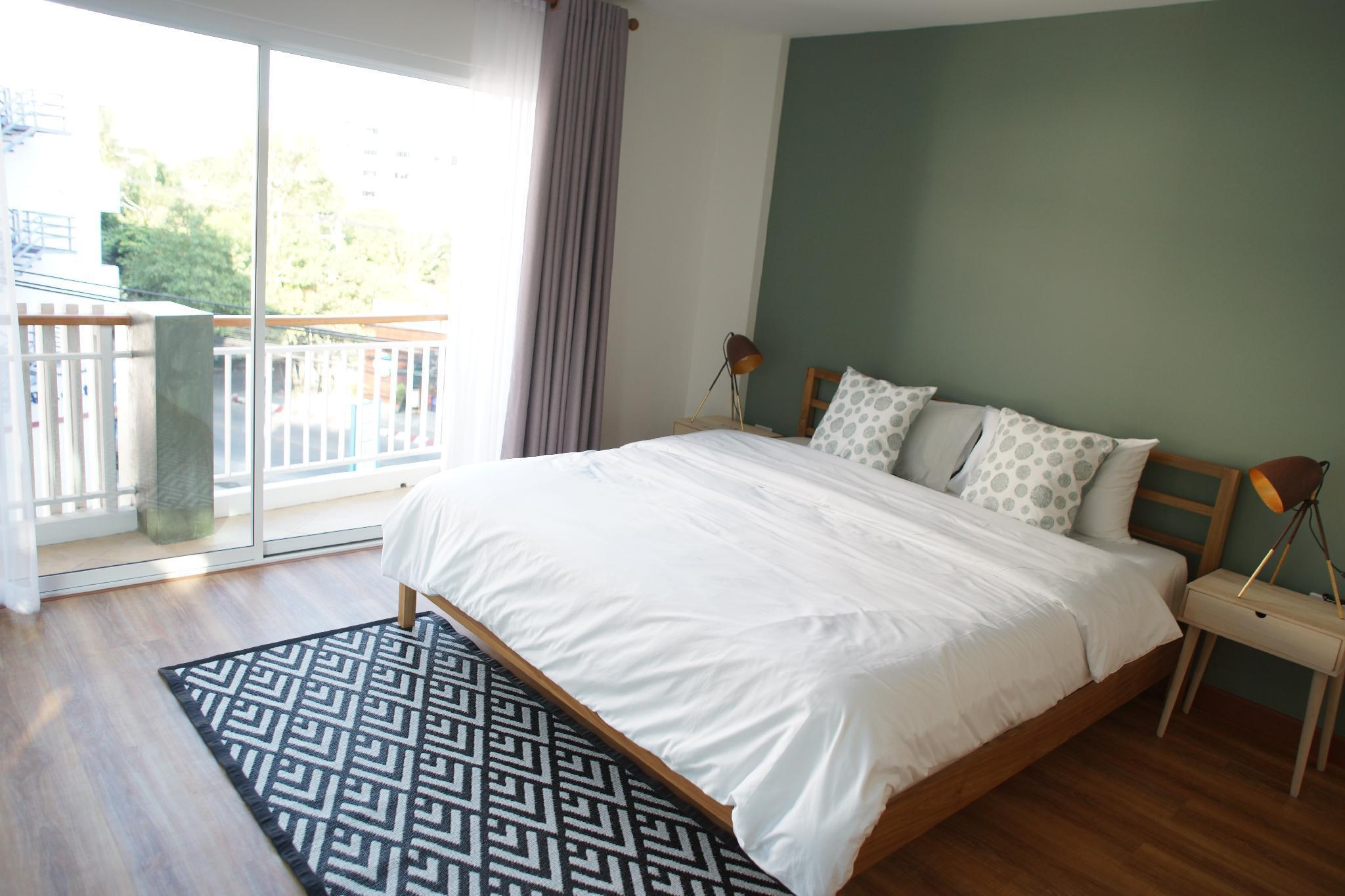 Breadfruit / Deluxe Room อพาร์ตเมนต์ 1 ห้องนอน 1 ห้องน้ำส่วนตัว ขนาด 25 ตร.ม. – นิมมานเหมินทร์
