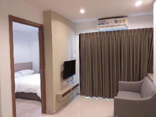 One bedroom@The View Chaengwattana 14 Room 2 อพาร์ตเมนต์ 1 ห้องนอน 1 ห้องน้ำส่วนตัว ขนาด 30 ตร.ม. – สนามบินนานาชาติดอนเมือง
