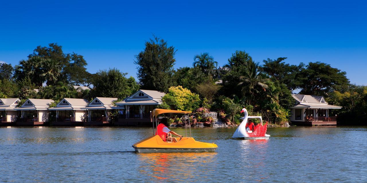 Chawalun Resort Chamchuri Lake View Bungalow 8