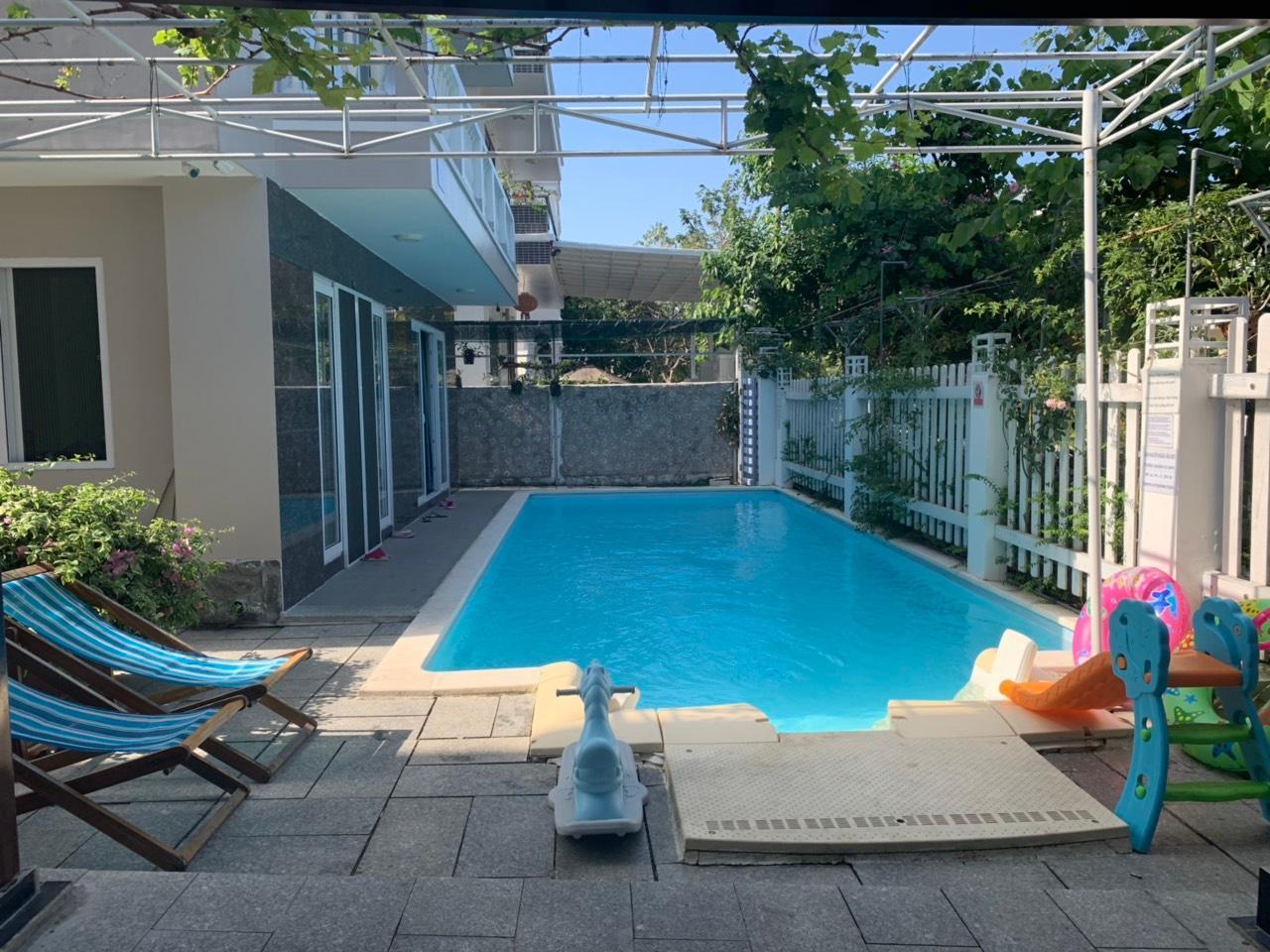 Anna Villa Nha Trang Private Beach And Pool
