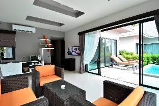 [チャウエンノーイ](90m2)| 1ベッドルーム/1バスルーム Deluxe Suite Pool Villa By Chaweng Noi Pool Villa