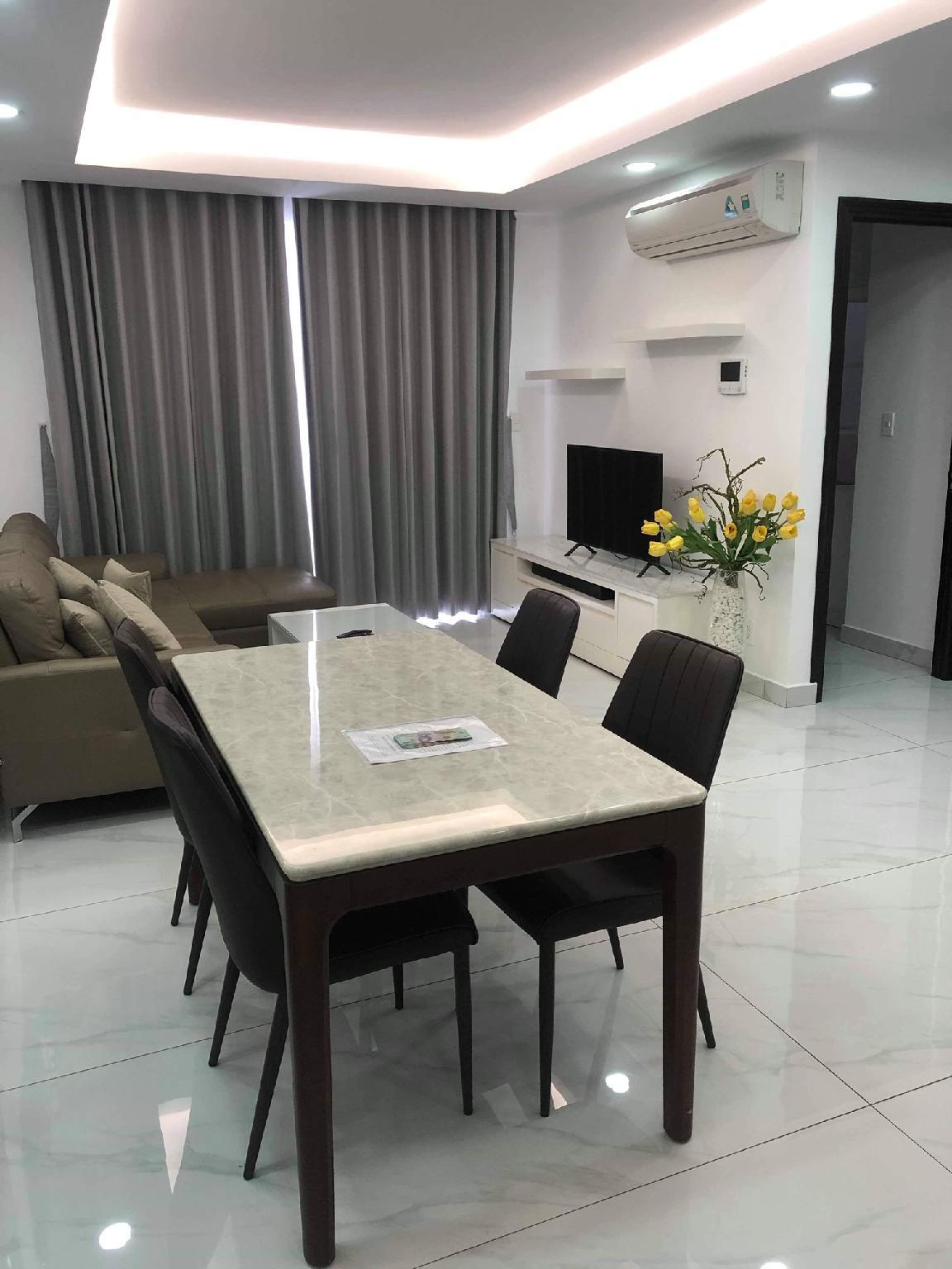 Luxury High Value Condo In The Heart Of HCM City