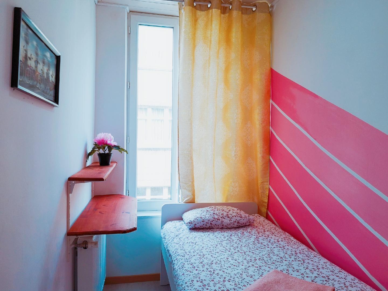 4A A Lovly Single Room With Share The Bathroom