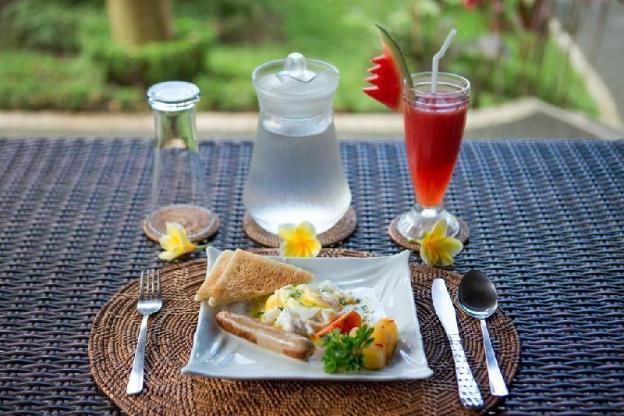 Superior Villa Room - Breakfast#VCM