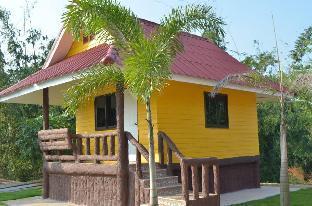[ワンナムケオ]一軒家(30m2)| 1ベッドルーム/1バスルーム Baan see-lhueng (yellow house)