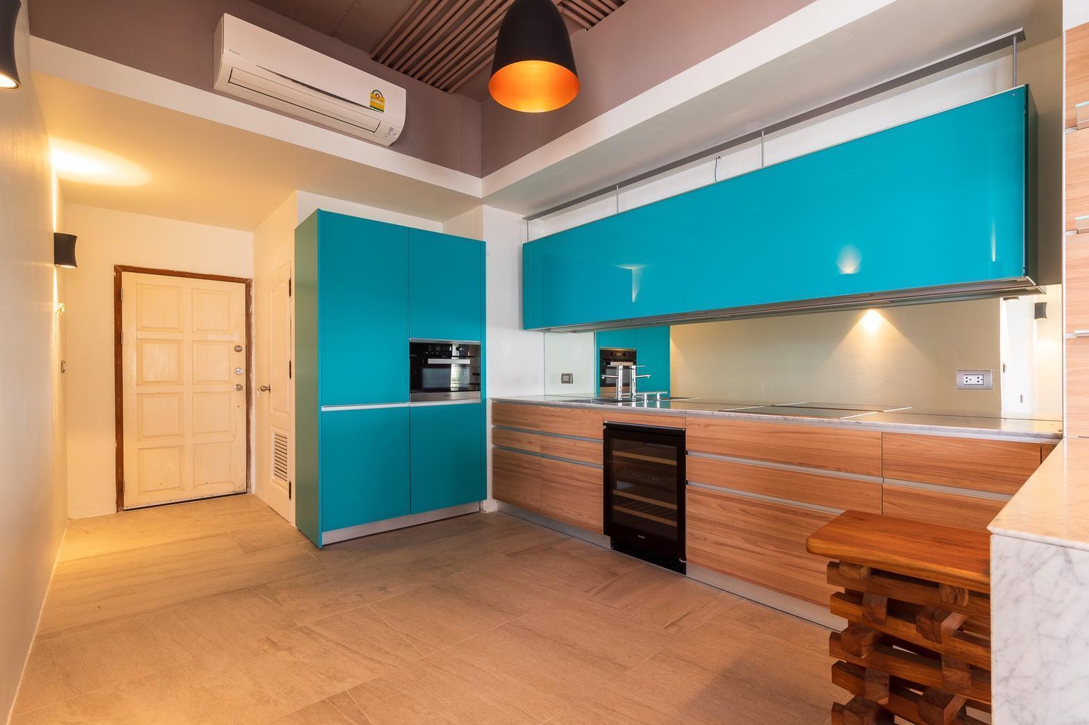 Waterfront suite อพาร์ตเมนต์ 2 ห้องนอน 2 ห้องน้ำส่วนตัว ขนาด 196 ตร.ม. – กะรน