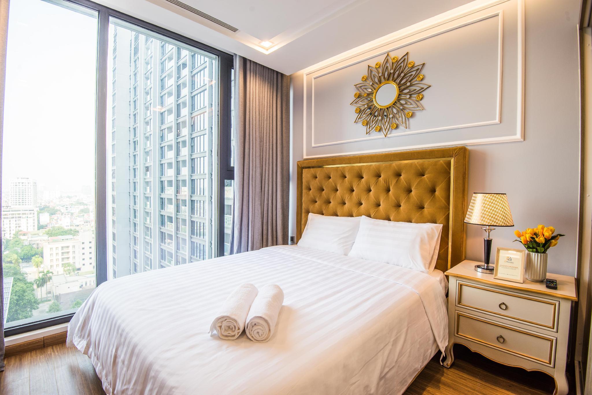 1BR Cozy Apartment In Vinhomes Metropolis