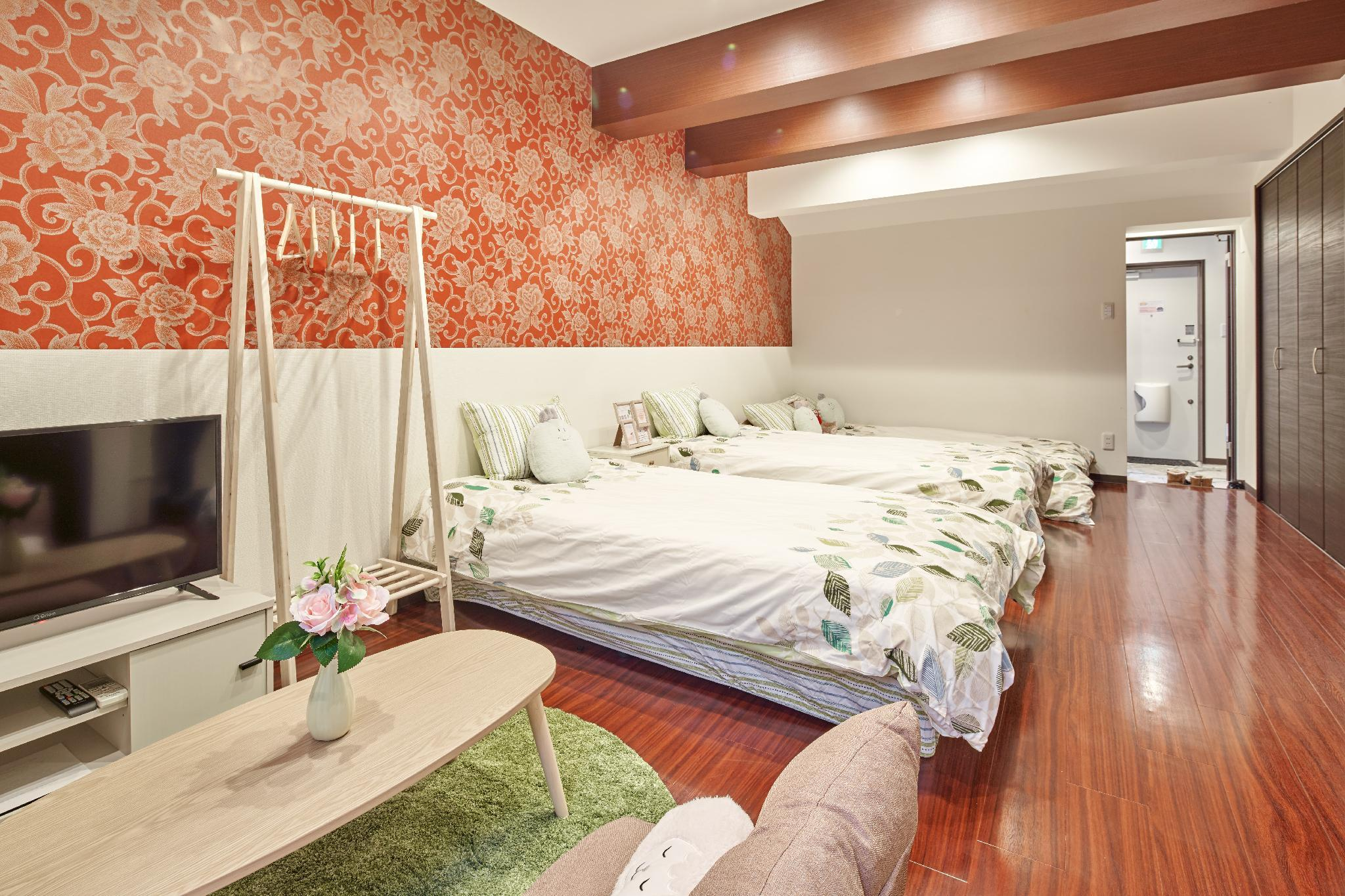 021 Sakuragawa House  Namba 14min  Direct To KIX