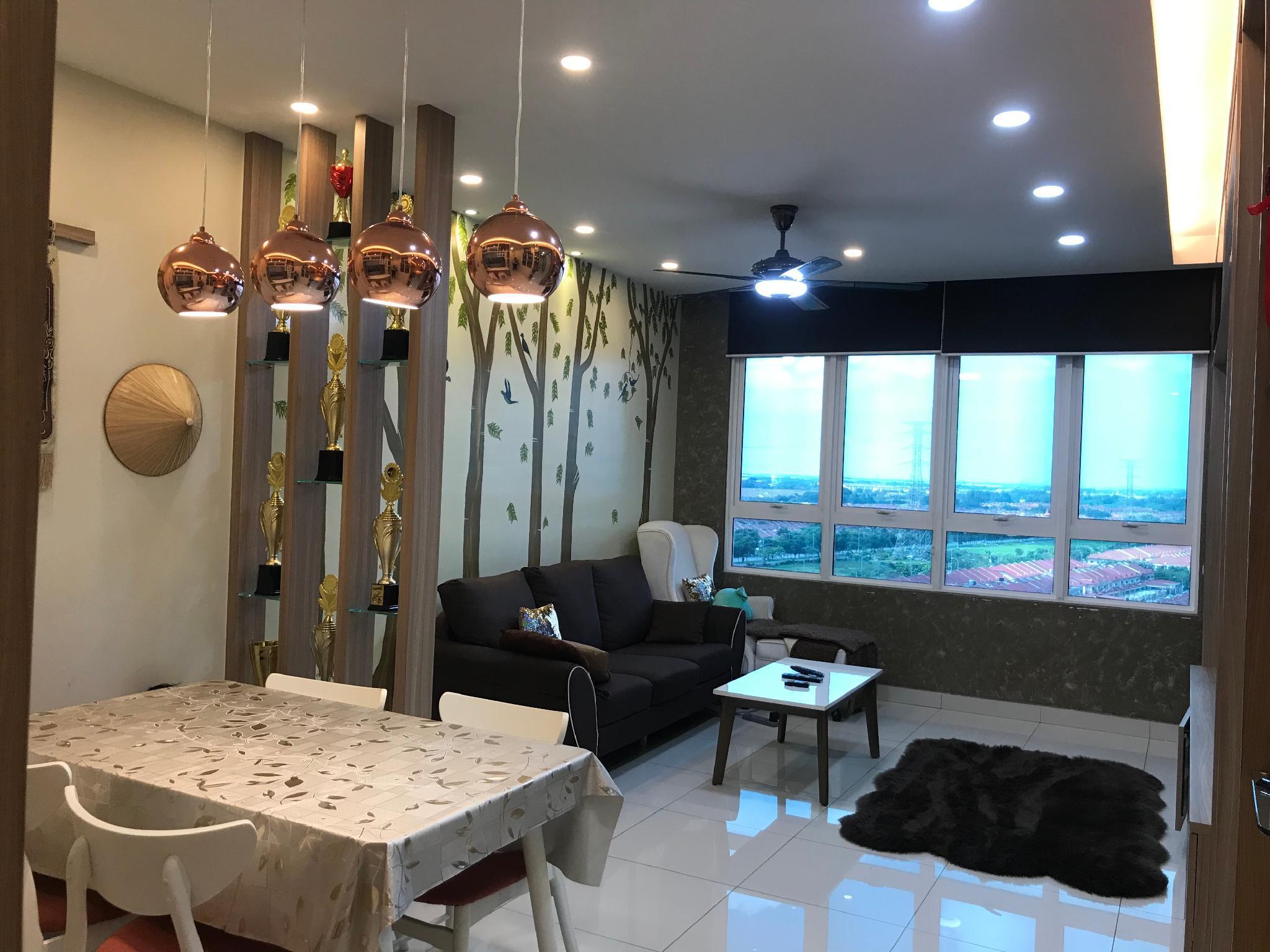 Luxurious And Comfy Dreamy Condominium