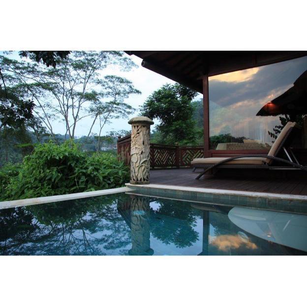 River Front Pool Villa - Breakfast#KKBV