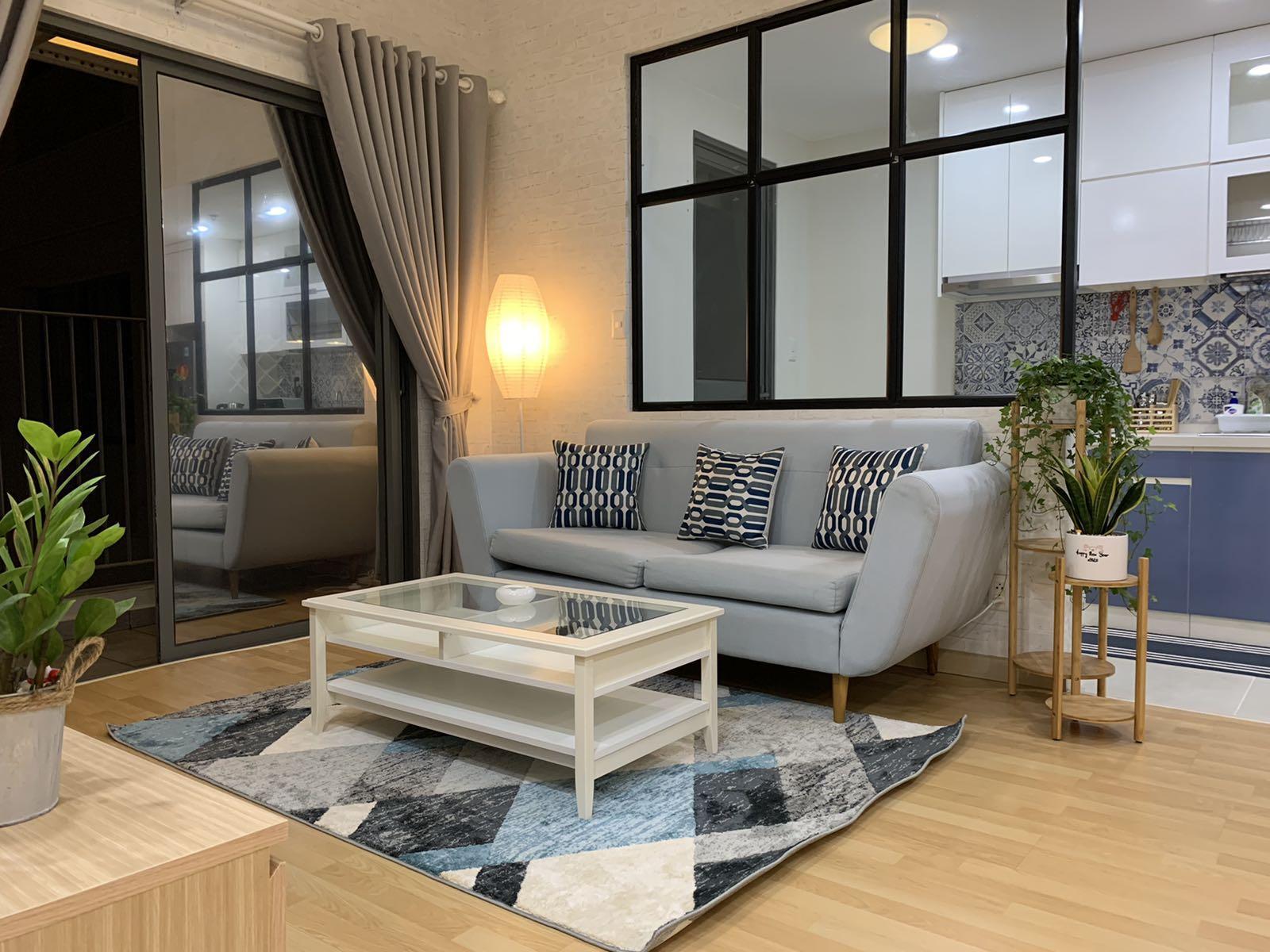LARGE 2 Bedroom Midtown HCM Apartment