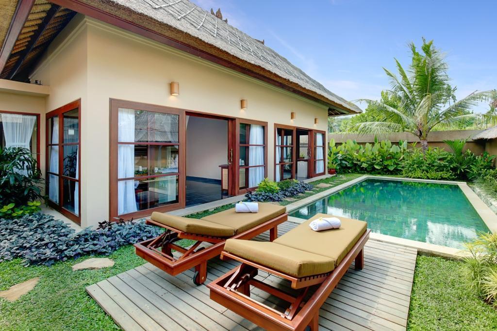 2 Bedroom Pool Villa   Breakfast UNBRS