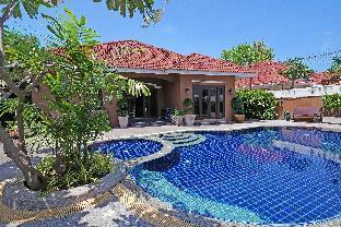 [ジョムティエンビーチ]ヴィラ(280m2)  5ベッドルーム/6バスルーム Baan Ayala   Homely 5 Bed Pool Villa Jomtien Beach