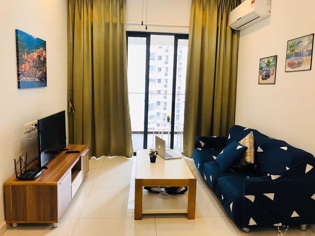 Luxury Apartment Country Garden @ Danga Bay