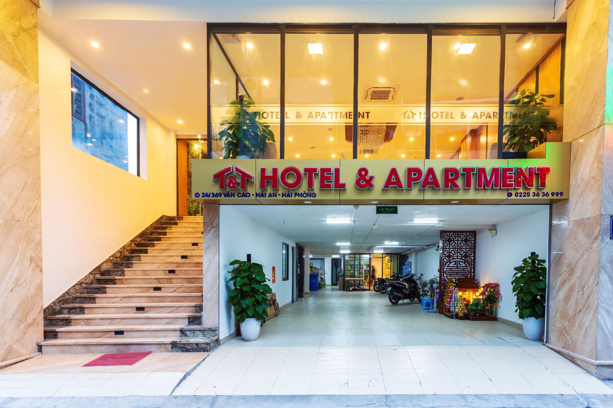 TandT Hotel And Apartment