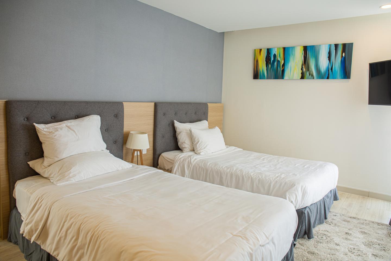 Oceanami  1   Twin BR   Airy Space + Luxury Villa