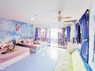 Patong Beach Nightlife 4 people Room/Fast / Drink อพาร์ตเมนต์ 1 ห้องนอน 1 ห้องน้ำส่วนตัว ขนาด 32 ตร.ม. – ป่าตอง