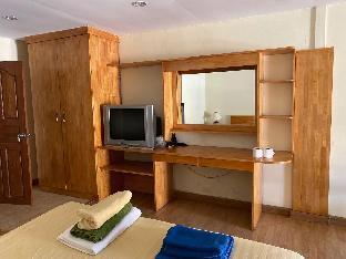 [パタヤ中心地]アパートメント(36m2)| 1ベッドルーム/1バスルーム [HW]1.8m Double Room 36m2 Large Room 4