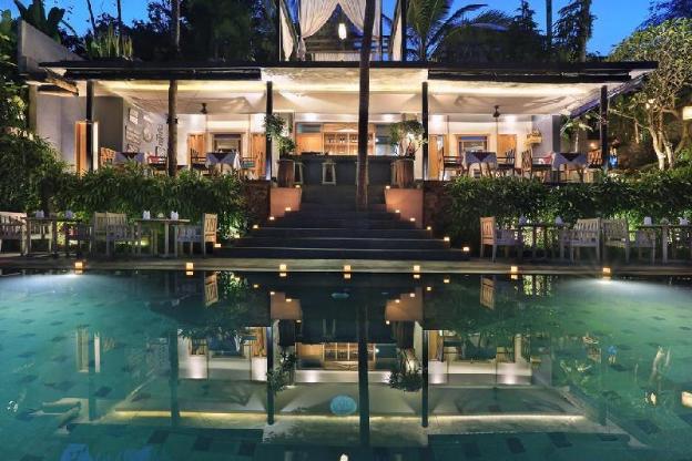 Valley Pool Villa - Breakfast#AUBV