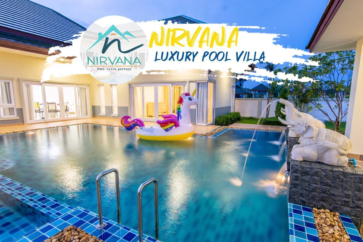 Nirvana Luxury Pool Villa Pattaya 4 Bedroom