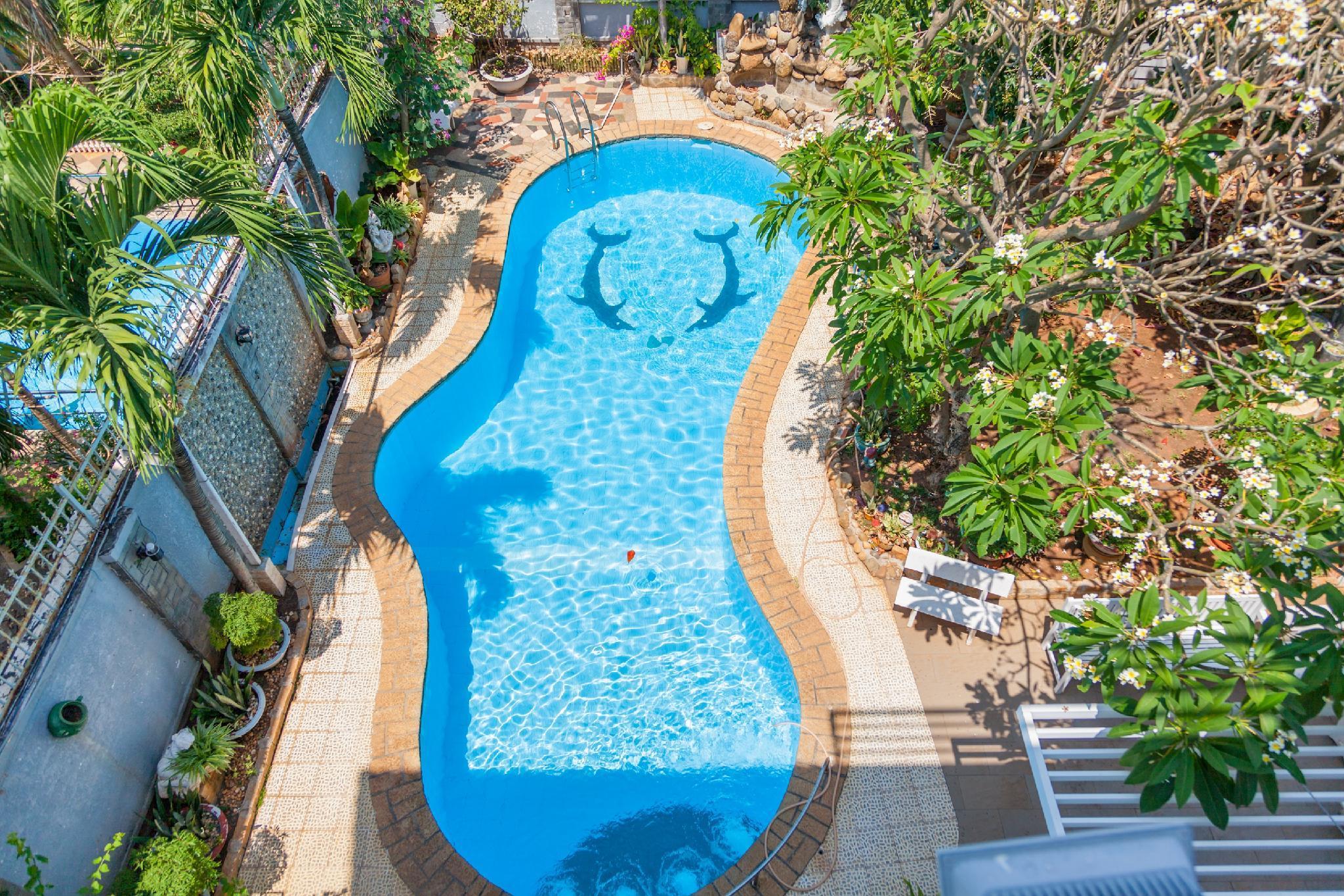 Villa. 14 Le Hong Phong   Kim Minh