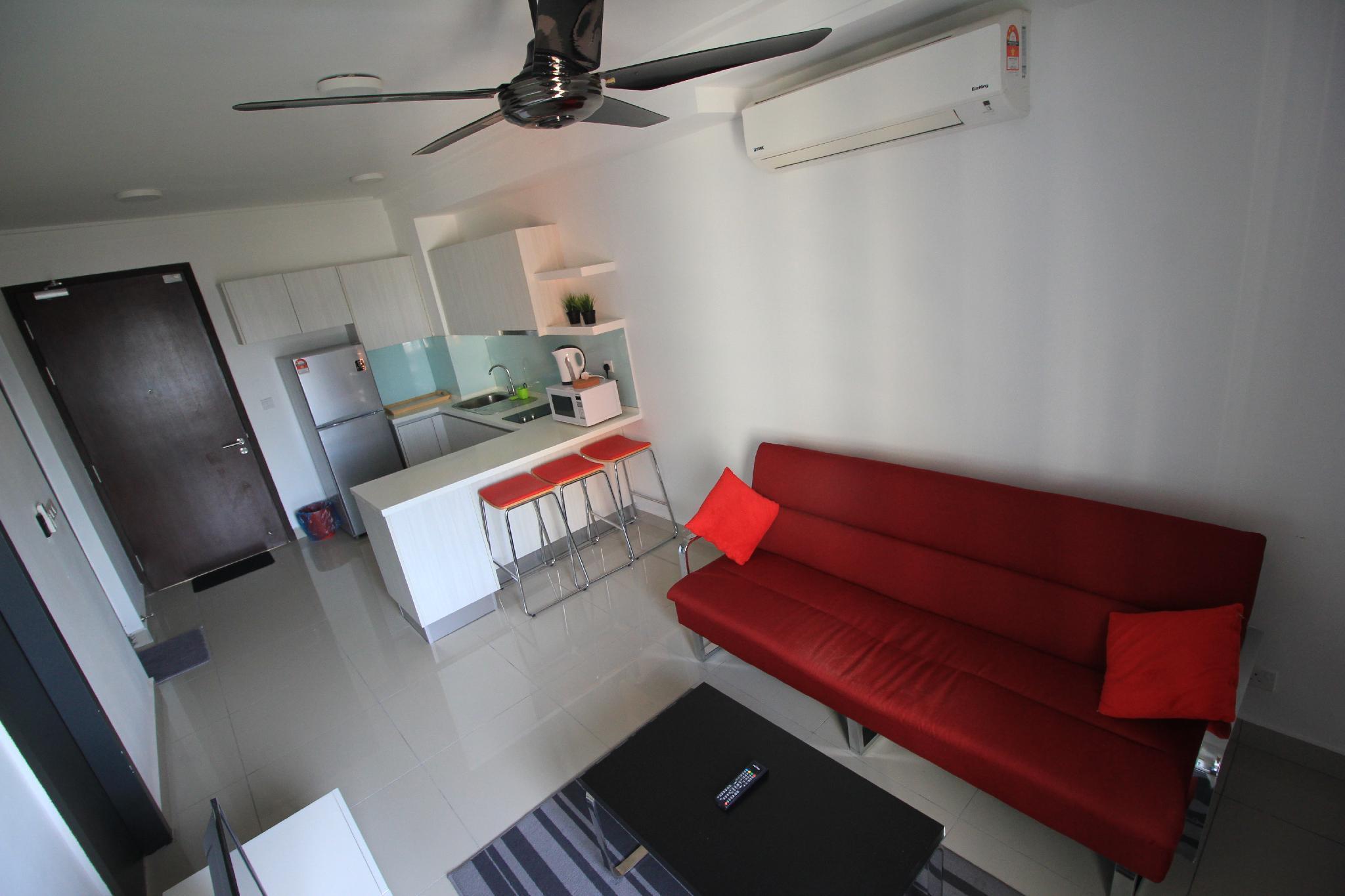 Meor Condominium @ Solstice Near MMU