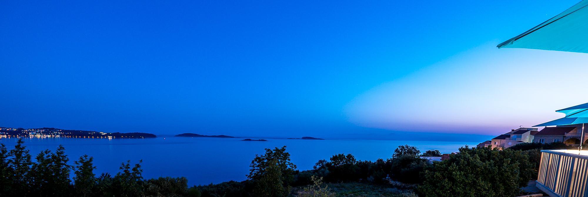 Villa Sunset With Beautiful Sea View