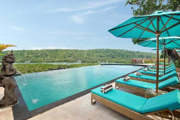 Great Room with Nice View at Lembongan
