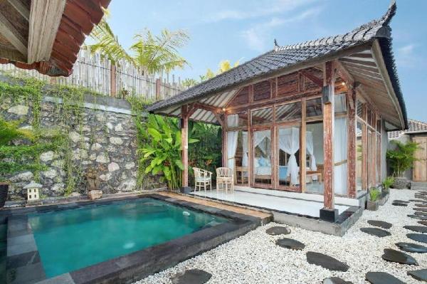 OBR Pool Villa with Great View Lembongan Bali