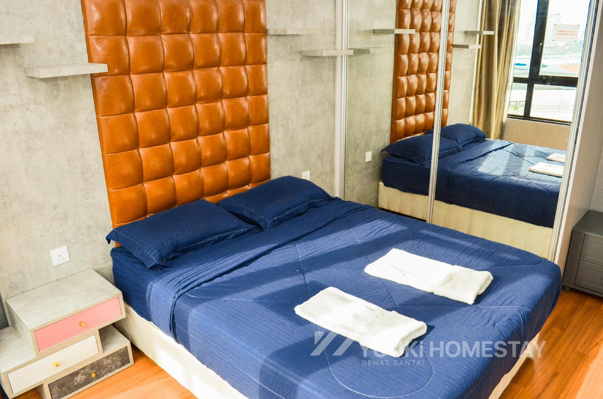 I City @ I Soho 2 Bedrooms @ YuukiHomestay  T003