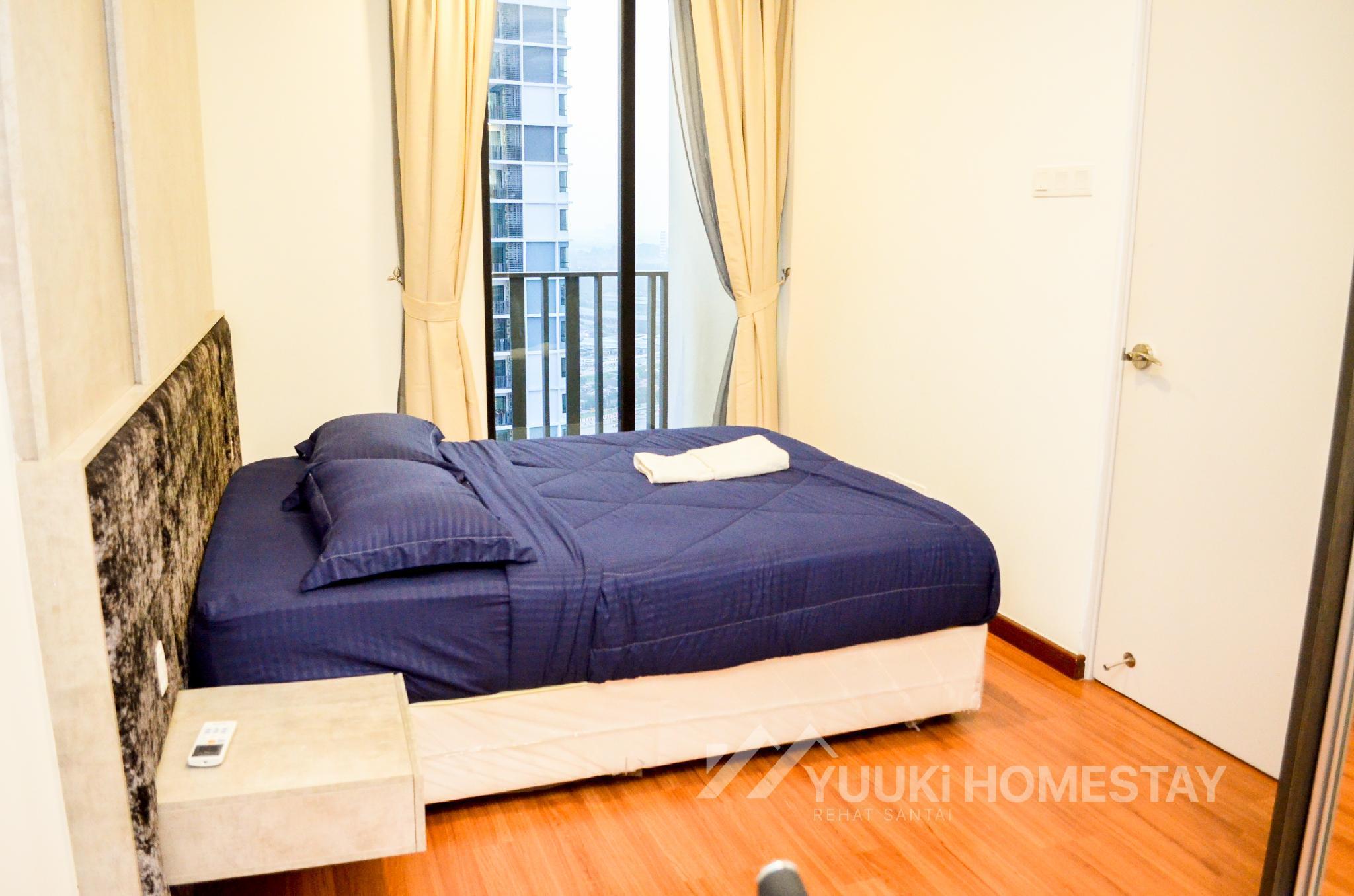 I City@I Soho 1 Bedroom WB @ YuukiHomestay  T010