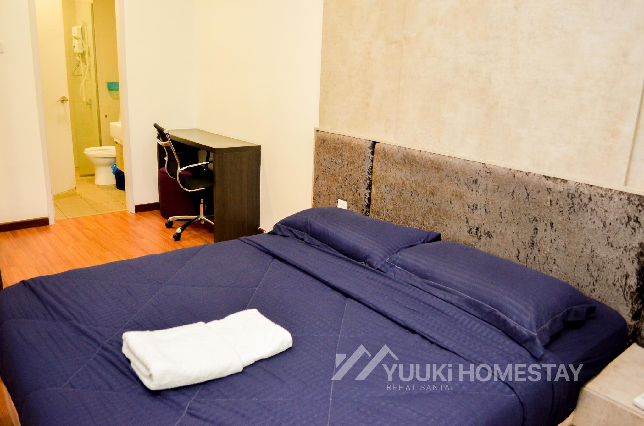 I City @I Soho 1 Bedroom WB @ YuukiHomestay  T011