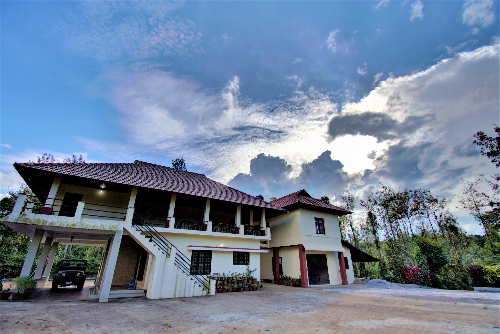 Coorg Bliss Estate Stay   CB01