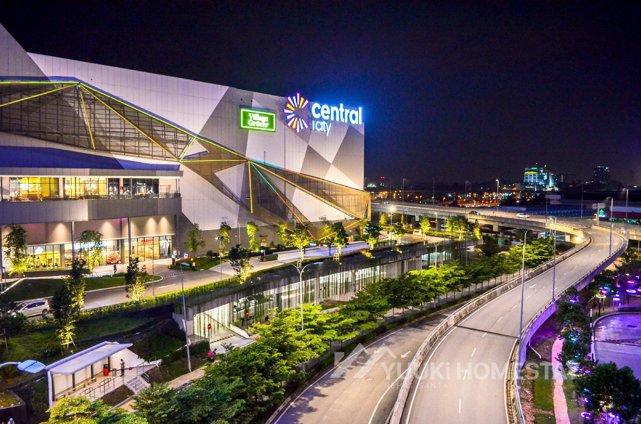I City @I Soho 1 DUPLEX @ YuukiHomestay  T019