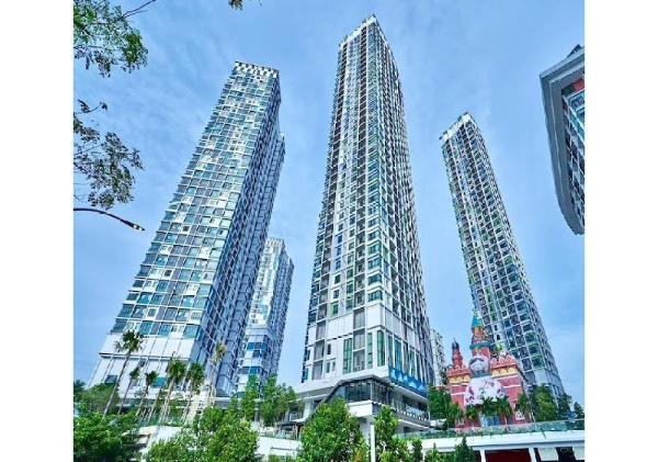 I City @ I Soho DUPLEX @ YuukiHomestay (T023) Shah Alam