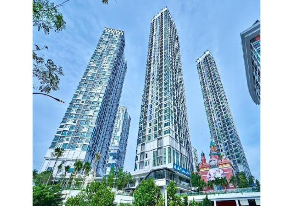 I City @I Soho 1 DUPLEX@ YuukiHomestay (T020) Shah Alam